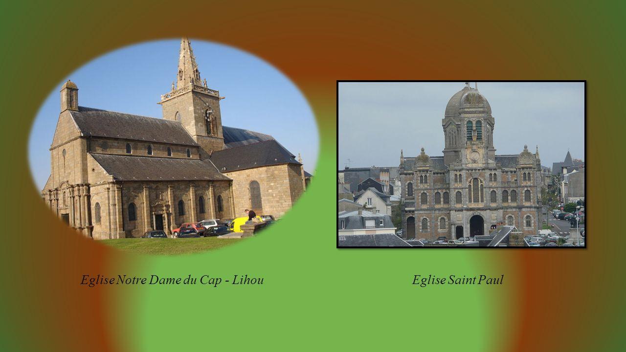 Eglise Notre Dame du Cap - Lihou