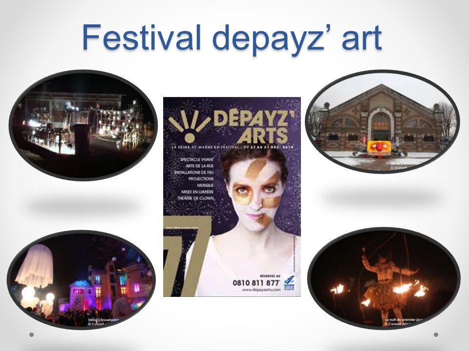 Festival depayz' art