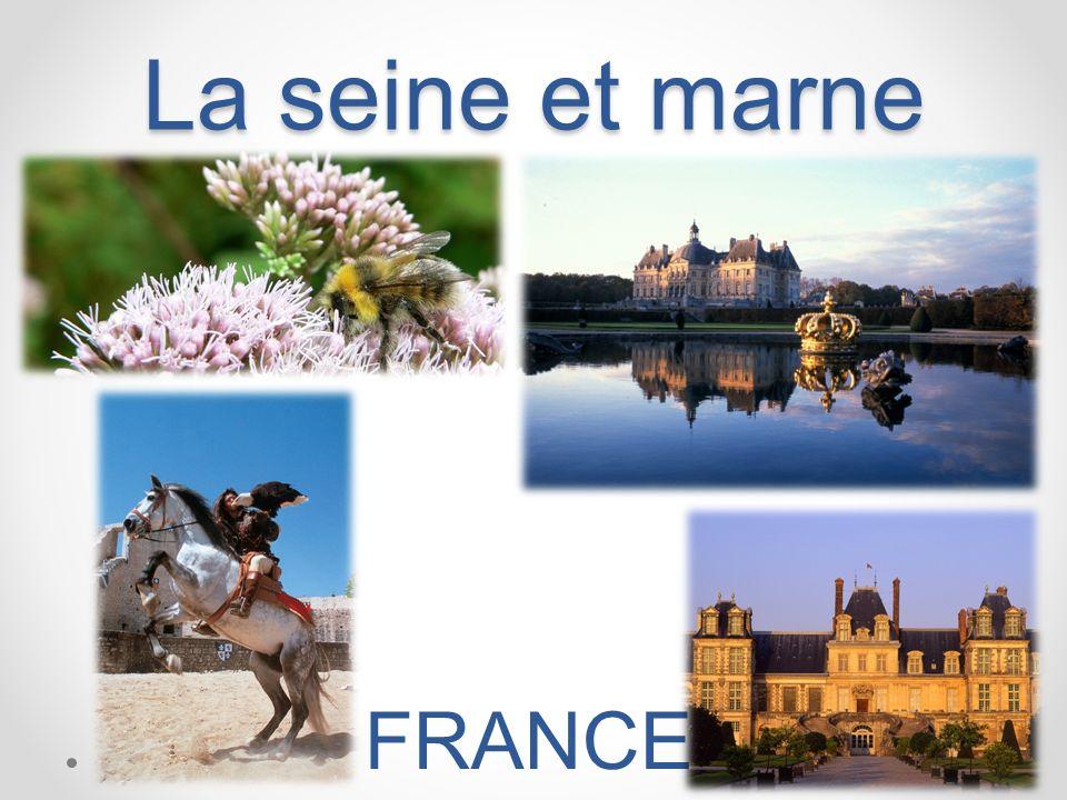 La seine et marne FRANCE