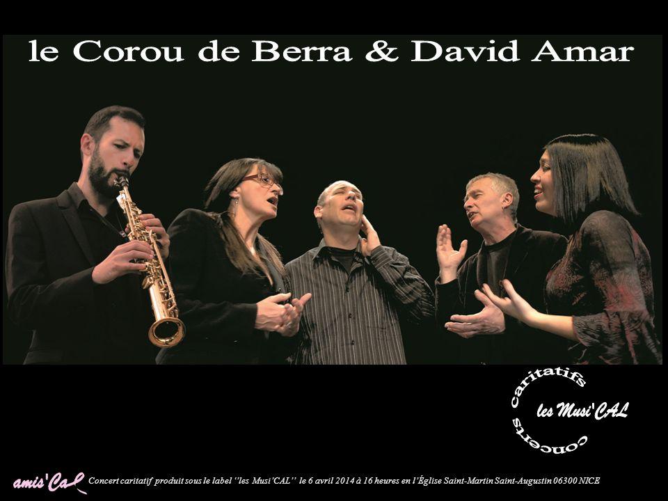 le Corou de Berra & David Amar