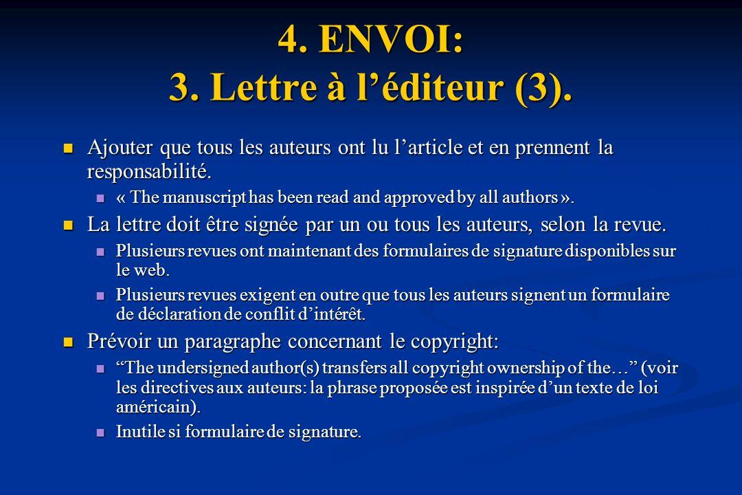 4. ENVOI: 3. Lettre à l'éditeur (3).