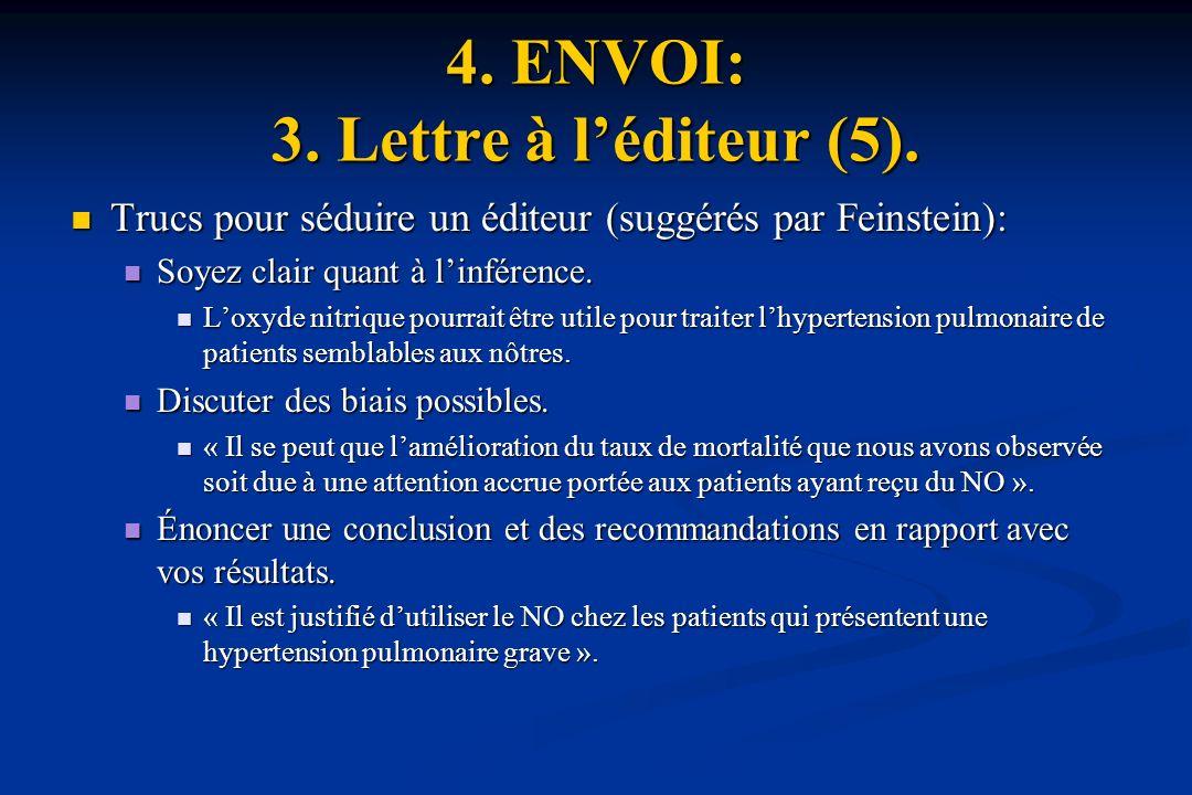 4. ENVOI: 3. Lettre à l'éditeur (5).