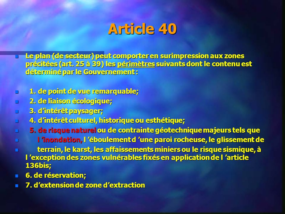 Article 40