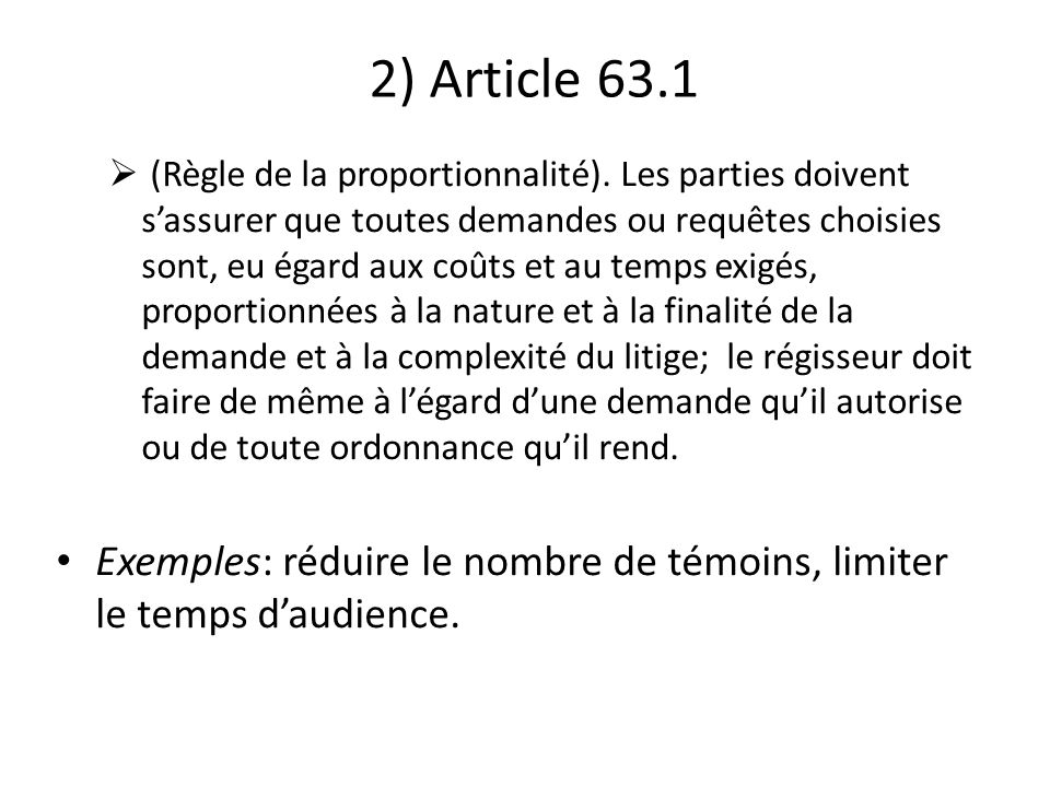 2) Article 63.1