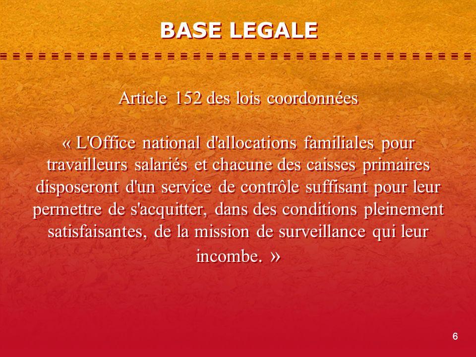 BASE LEGALE