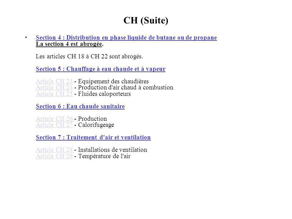 CH (Suite)