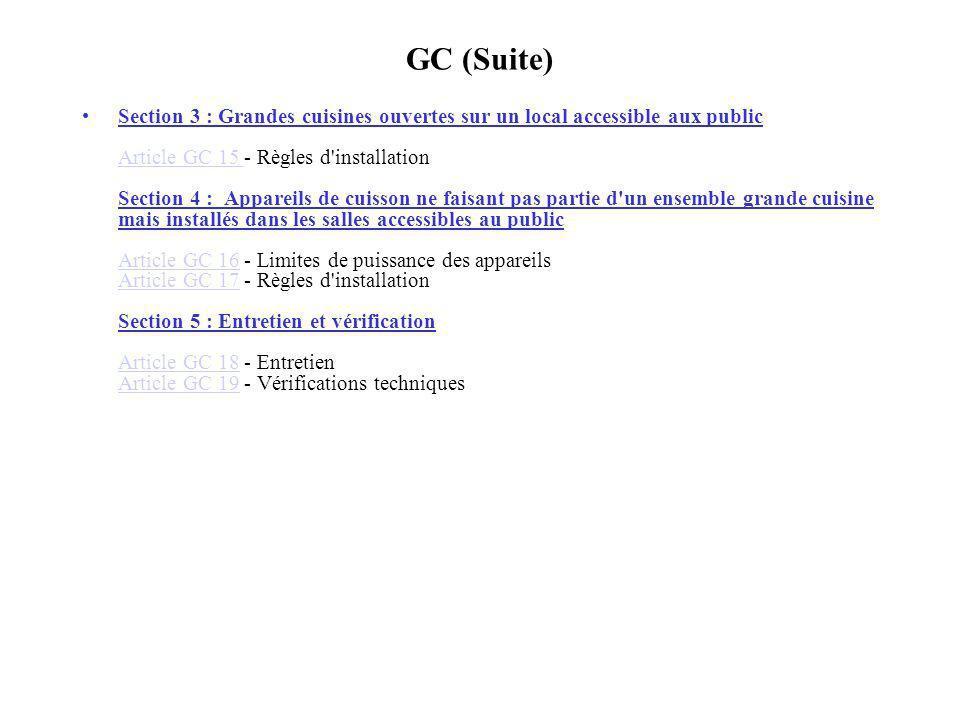 GC (Suite)