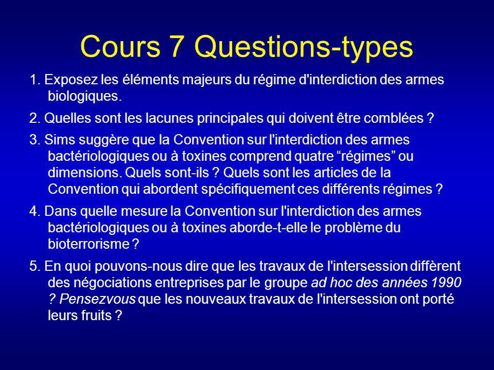 Cours 7 Questions-types