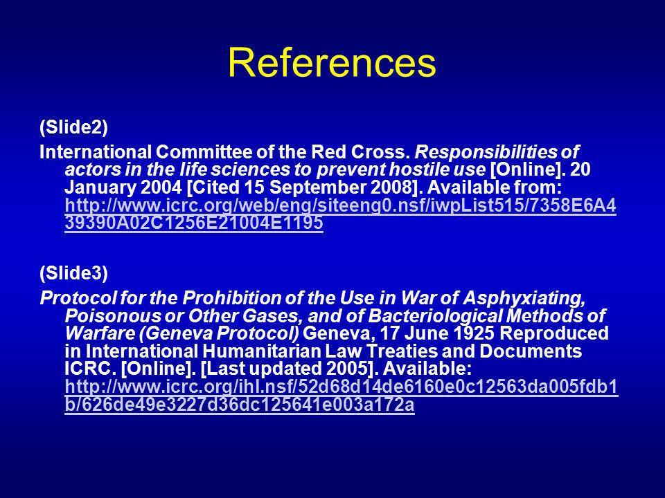 References (Slide2)