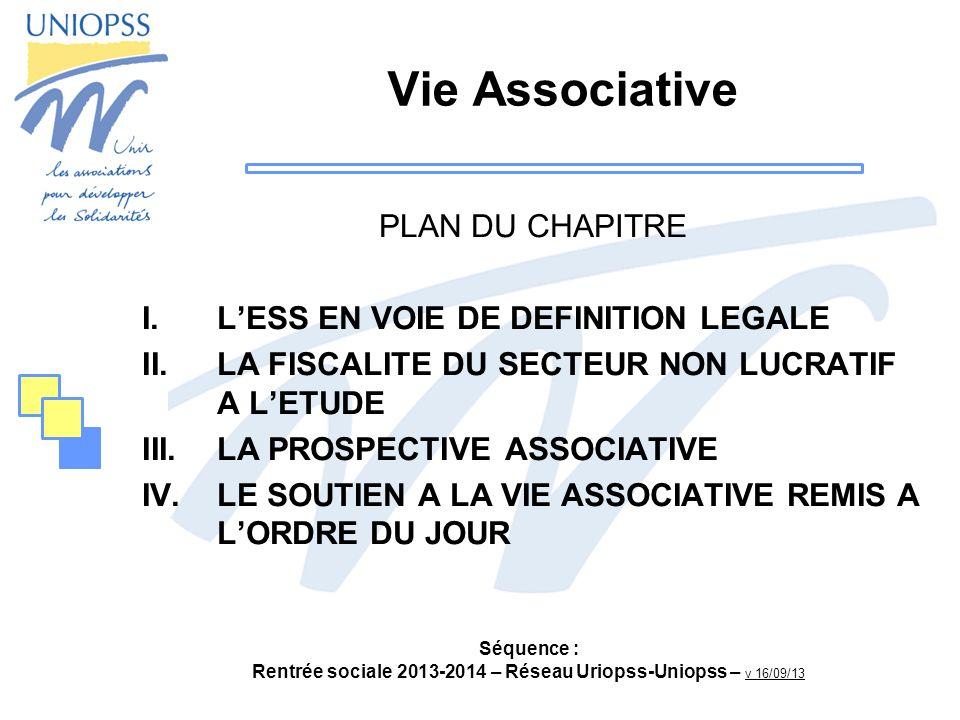 Rentrée sociale 2013-2014 – Réseau Uriopss-Uniopss – v 16/09/13