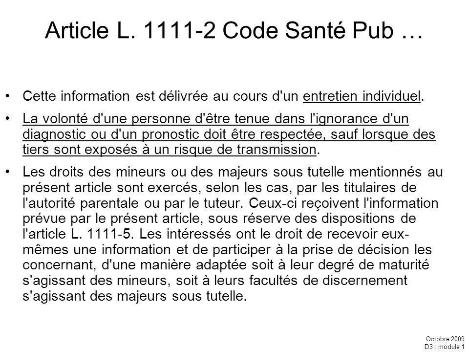 Article L. 1111-2 Code Santé Pub …