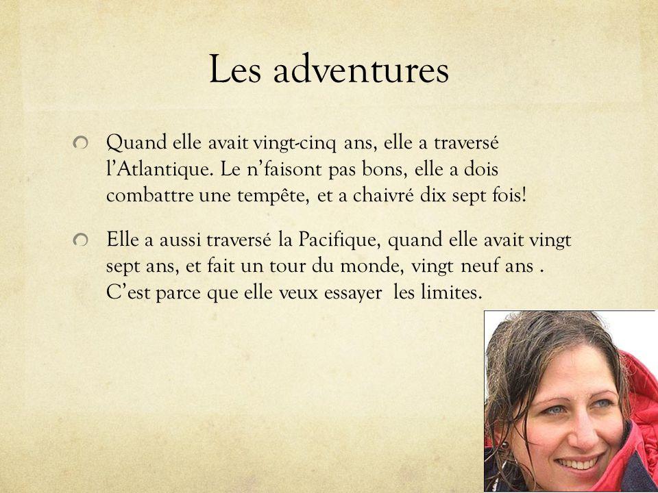 Les adventures