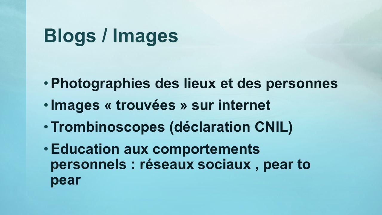 Blogs / Images Photographies des lieux et des personnes