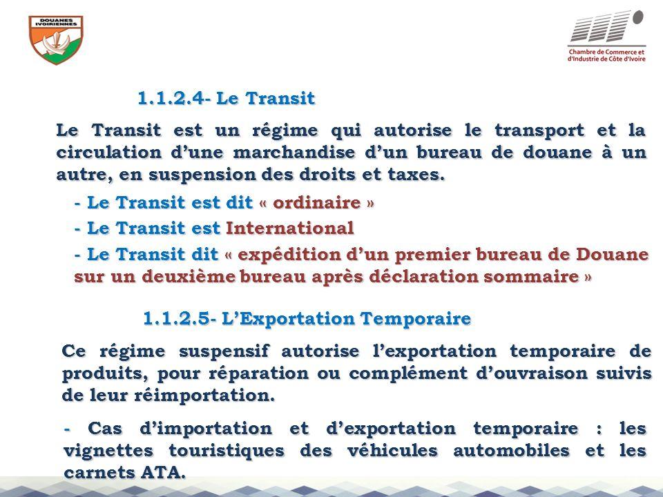 1.1.2.4- Le Transit