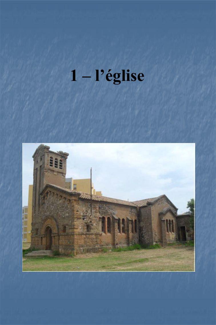 1 – l'église