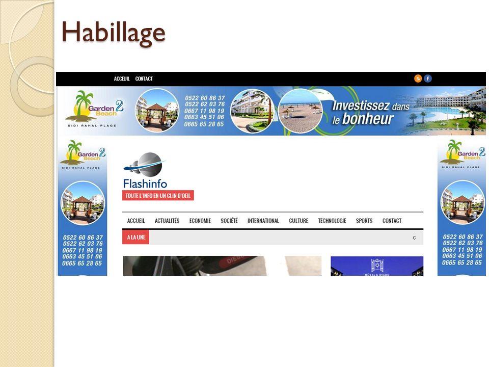 Habillage