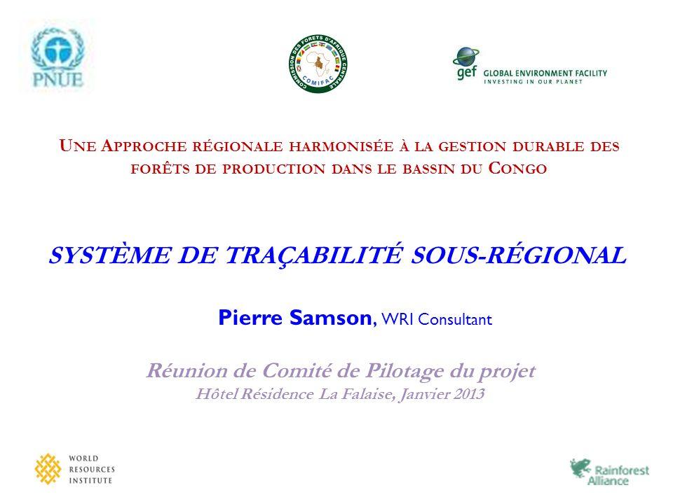 Pierre Samson, WRI Consultant