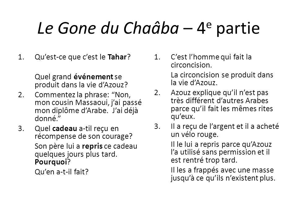 Le Gone du Chaâba – 4e partie