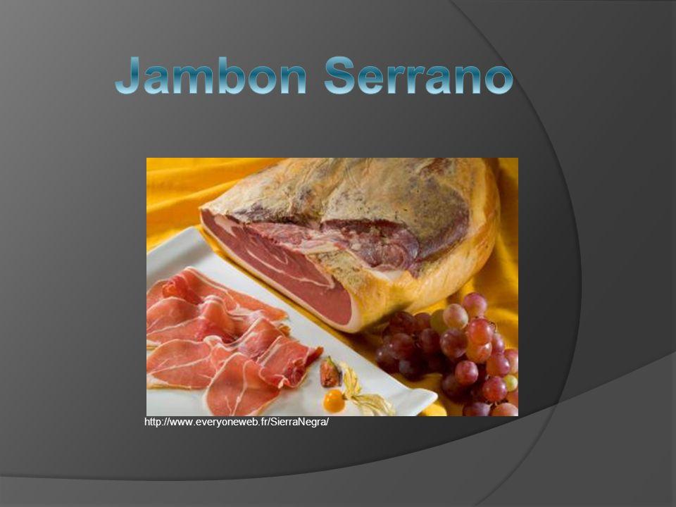 Jambon Serrano http://www.everyoneweb.fr/SierraNegra/