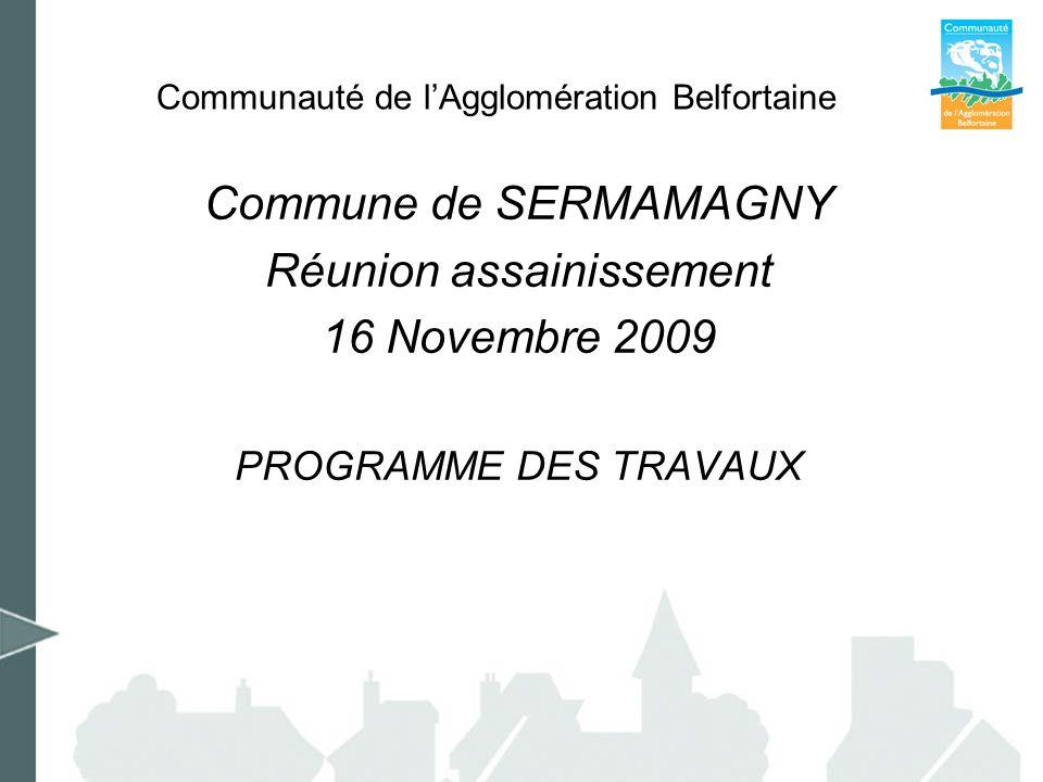 Communauté de l'Agglomération Belfortaine