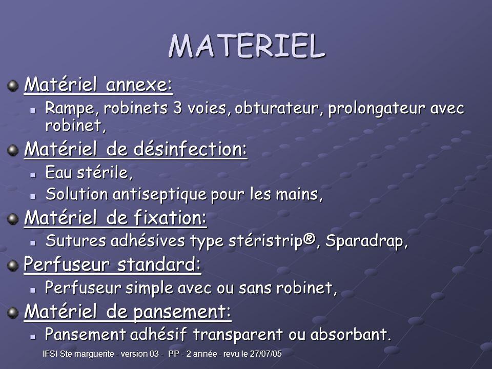 IFSI Ste marguerite - version 03 - PP - 2 année - revu le 27/07/05
