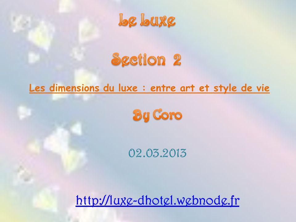 02.03.2013 http://luxe-dhotel.webnode.fr
