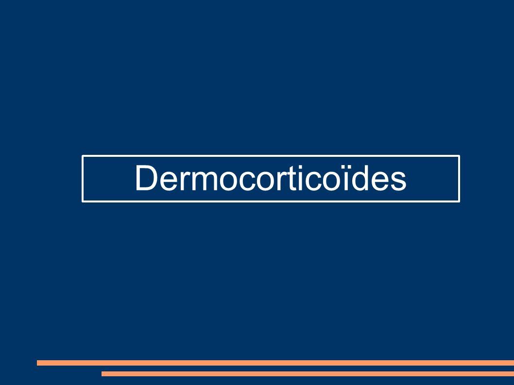 Dermocorticoïdes