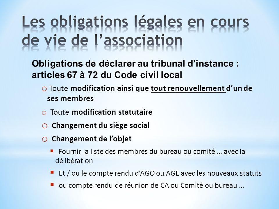 OBLIGATIONS LEGALES ET RELATIONS AVEC LE TRIBUNAL DINSTANCE ppt