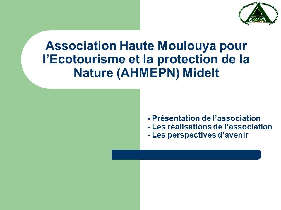 Association Haute Moulouya pour l'Ecotourisme et la protection de la Nature (AHMEPN) Midelt