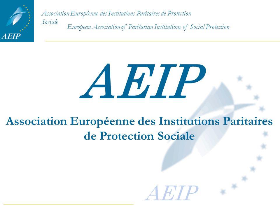 Association Européenne des Institutions Paritaires