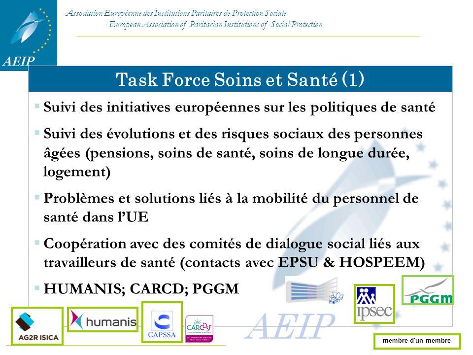 Task Force Soins et Santé (1)