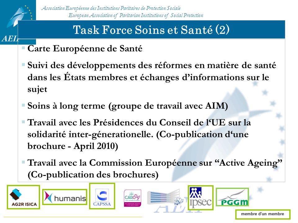Task Force Soins et Santé (2)