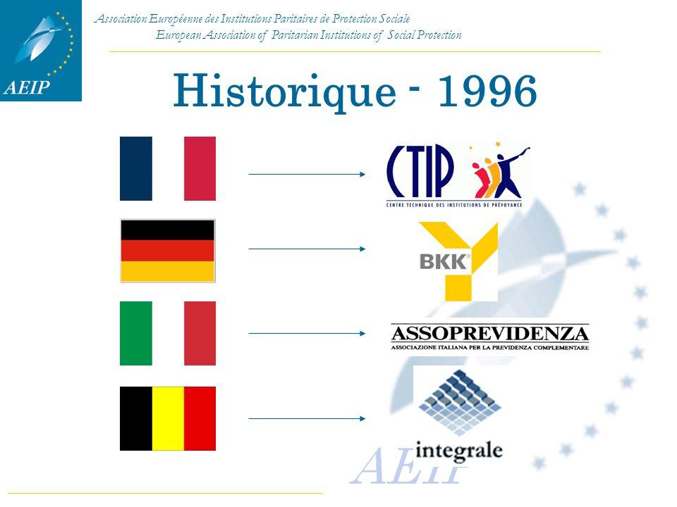 Historique - 1996