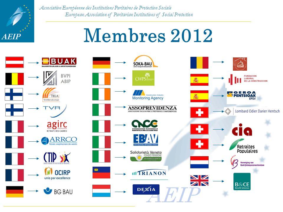 Membres 2012