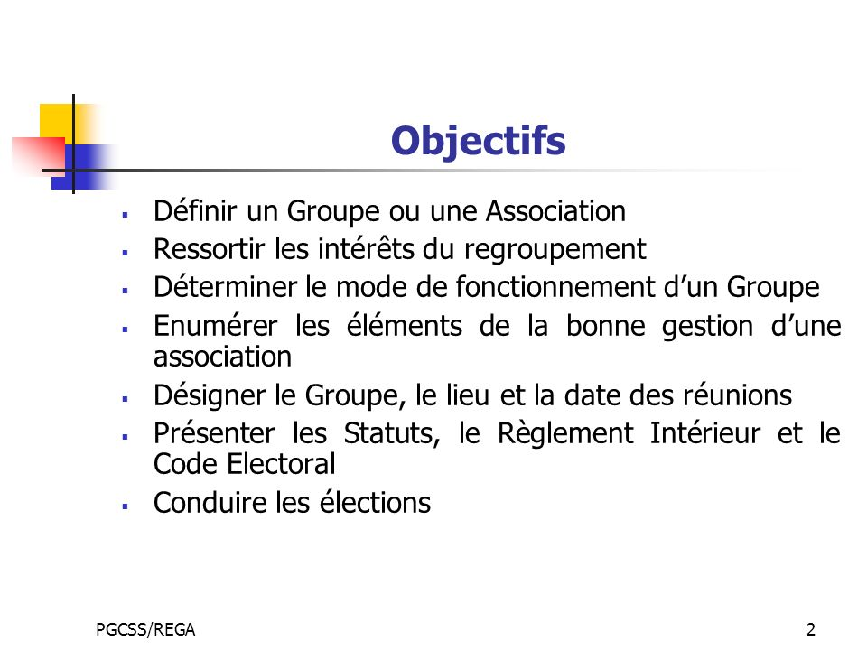 Constitution du groupe ppt video online t l charger for Definition du reglement interieur