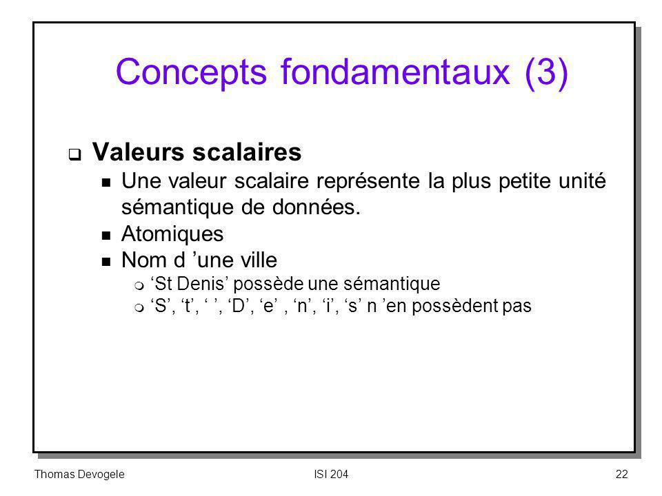 Concepts fondamentaux (3)