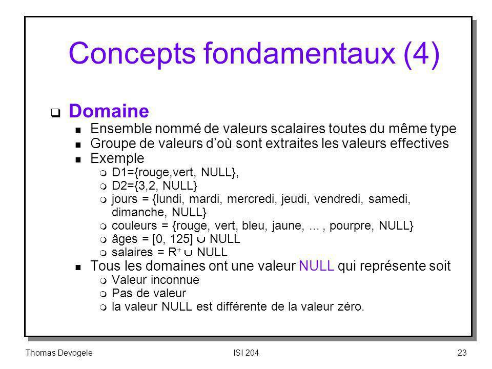 Concepts fondamentaux (4)