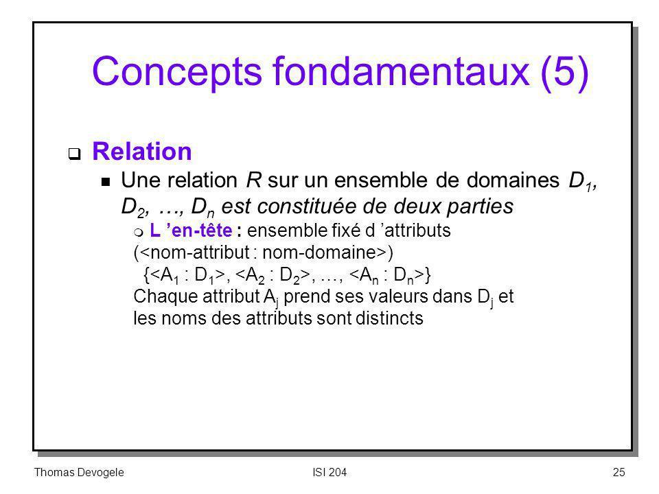 Concepts fondamentaux (5)