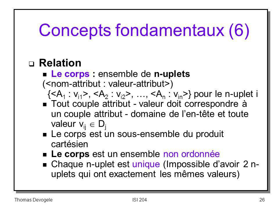 Concepts fondamentaux (6)