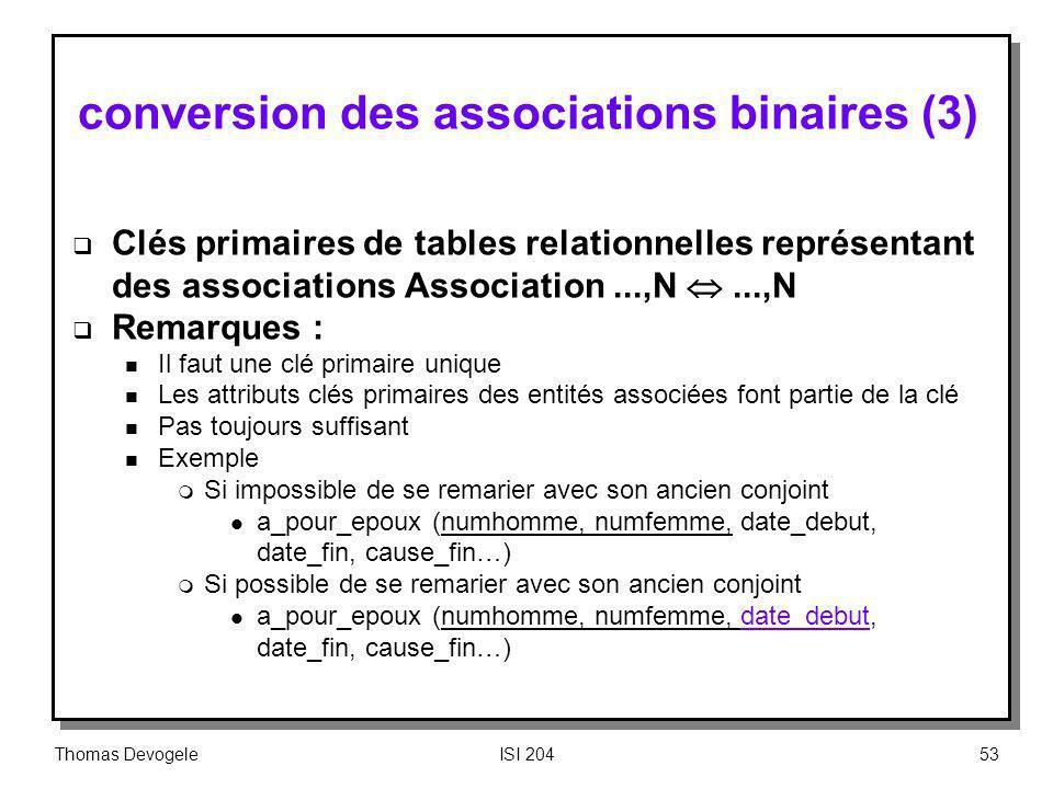 conversion des associations binaires (3)