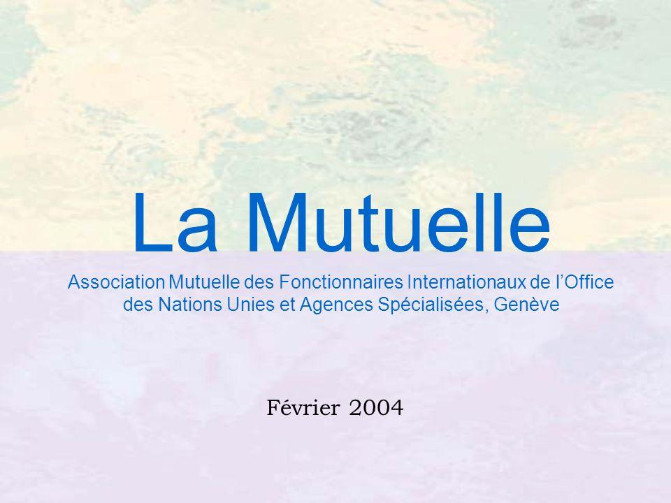 La Mutuelle Association Mutuelle des Fonctionnaires Internationaux de l'Office des Nations Unies et Agences Spécialisées, Genève