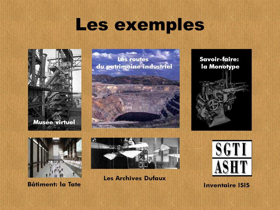 du patrimoine industriel