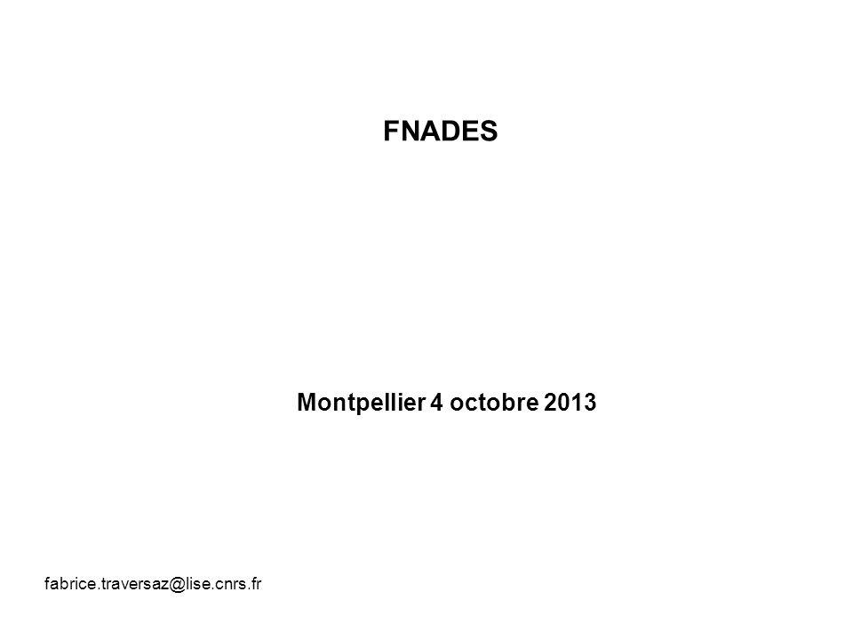 FNADES Montpellier 4 octobre 2013