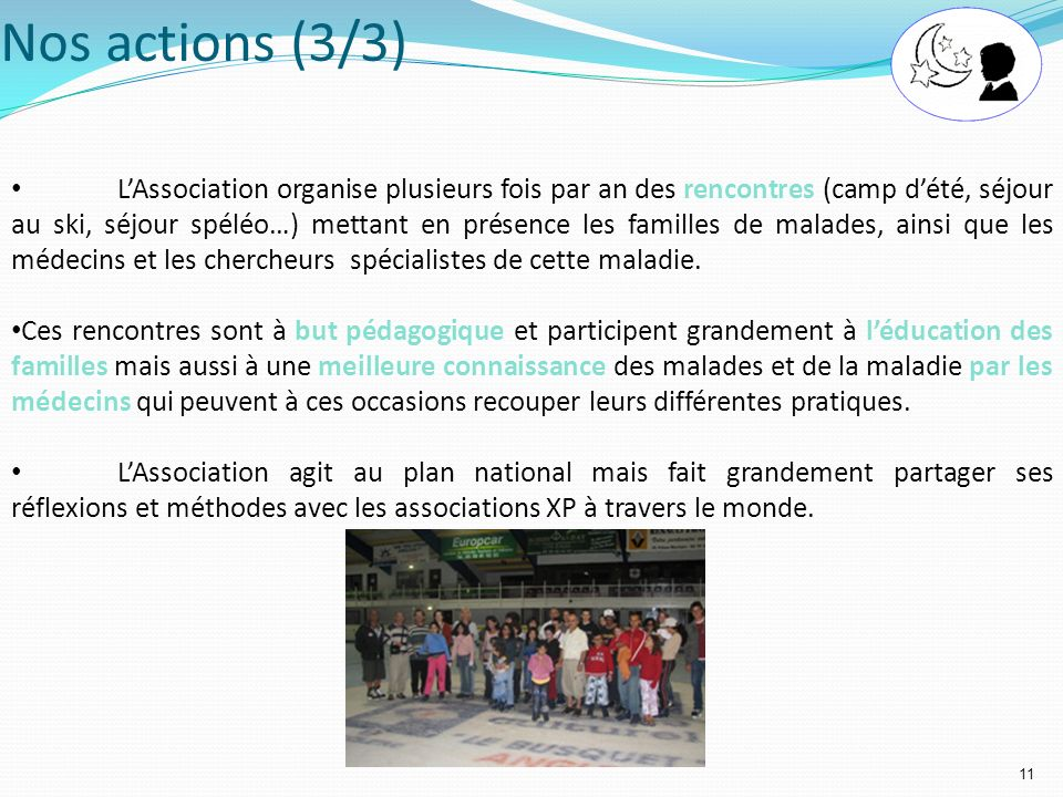 Nos actions (3/3)