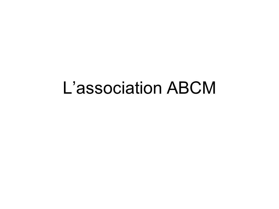 L'association ABCM