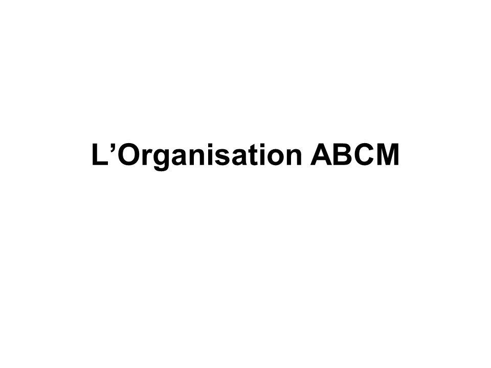 L'Organisation ABCM