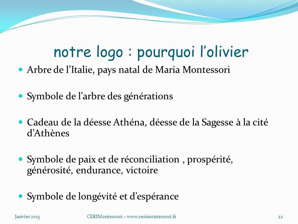 notre logo : pourquoi l'olivier