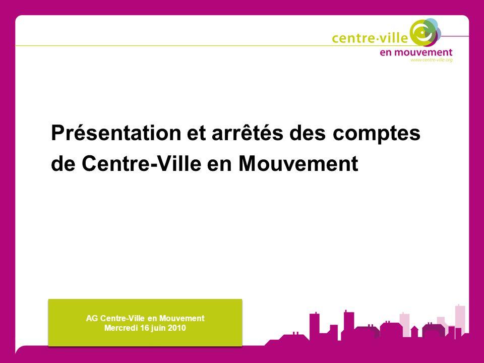 AG Centre-Ville en Mouvement