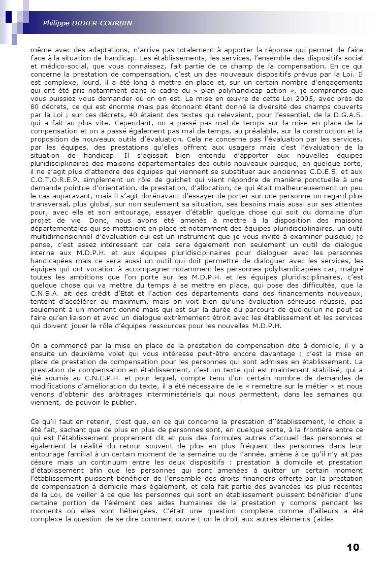 Philippe DIDIER-COURBIN
