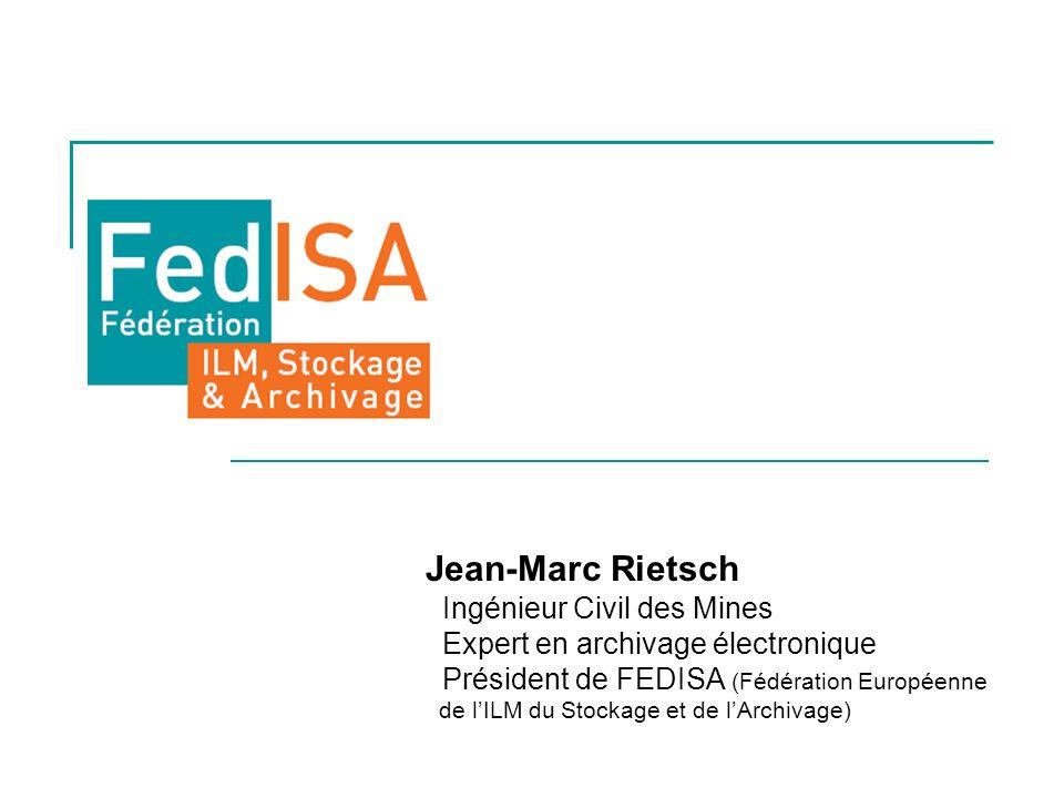 Jean-Marc Rietsch Ingénieur Civil des Mines